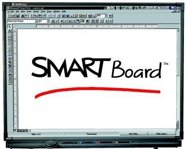 Új menüpont: Smart tábla anyagok
